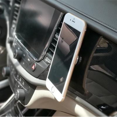 차량용 마그네틱 스마트폰 거치대(실버)