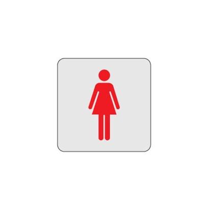 화장실 31OZ03 안내 표지판 여자 toilet 숙녀 사인 O