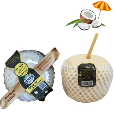 달콤함이 입안가득 천연음료 생코코넛 1kgx3개