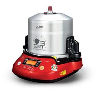[오쿠]홍삼중탕기 OC-1000NB(블랙)게르마늄 소재의 내부용기가 항균,탈취,잔류농약 희석작용,음성안내,원터치 버튼,100% 원액 추출 가능,100가지 응용요리