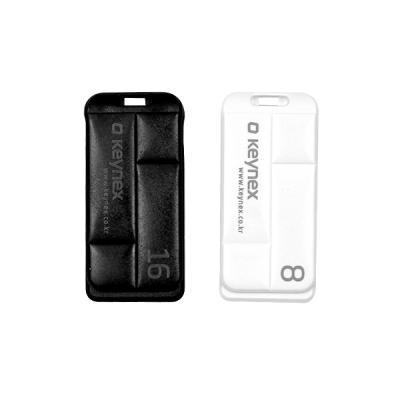 [키넥스] 4GB WAFFLE 와플 회전 슬라이드 USB 메모리