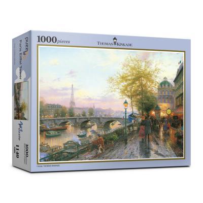 1000피스 에펠탑 직소퍼즐 PL1140