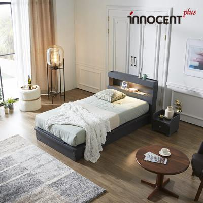 [이노센트] 리브 데이젠 LED 평상형 침대 SS