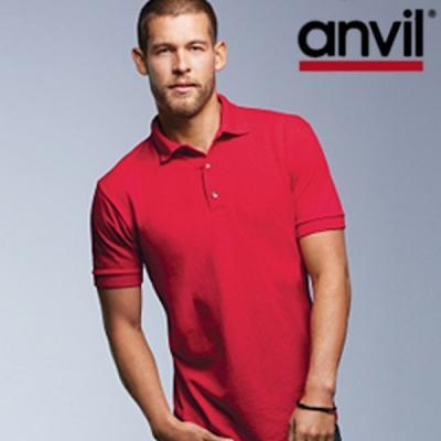 anvil 앤빌 코튼 카라 티셔츠 5color
