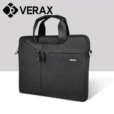 B010 핸드백 15.4사이즈 패브릭 태블릿 노트북 가방