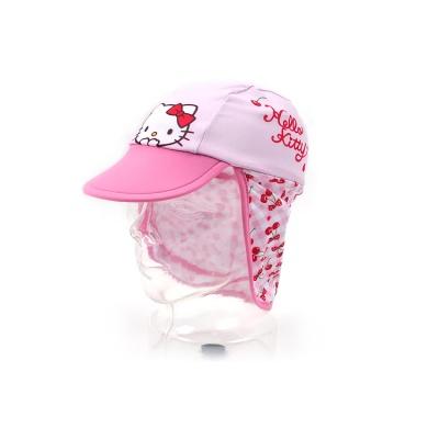 헬로키티 체리포인트 아동 플랩캡