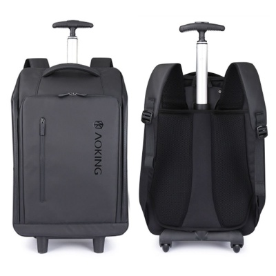 여행용 캐리어 책가방 트롤리 결합 출장 휴대용 가방