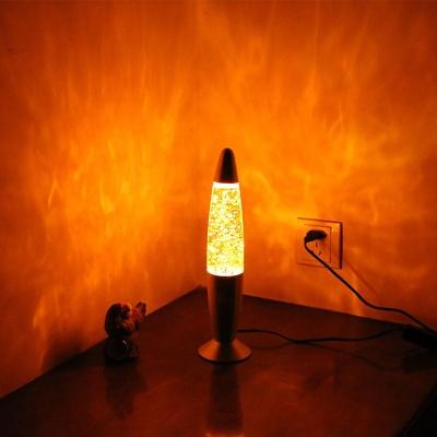 뽀글뽀글 용암 마그마 라바 램프 조명 왁스 무드등
