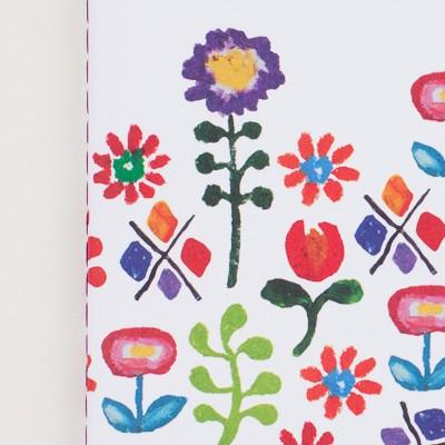 마티스의 꽃밭 무지노트