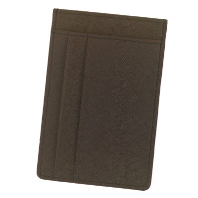 카드 지갑 AS 502 브라운 (이노웍스)