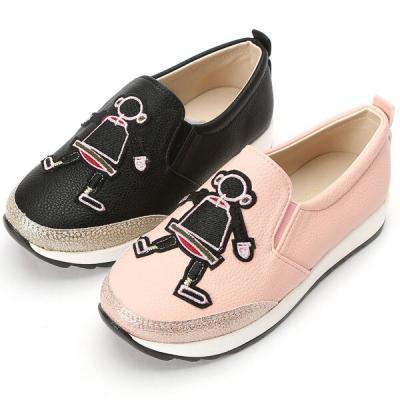쁘띠 인형슬립온 170-220 유아 아동 키즈 단화 신발