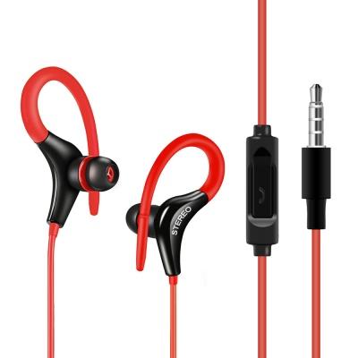 스포츠 스테레오 귀걸이형 이어폰