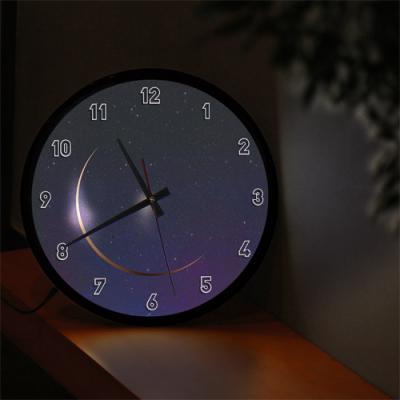 nf200-LED시계액자35R_아름다운밤하늘