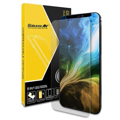 아이폰12 미니 하이브리드 강화유리 액정보호필름