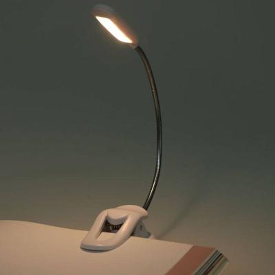 LED 미니 북스탠드 클립라이트 집게조명