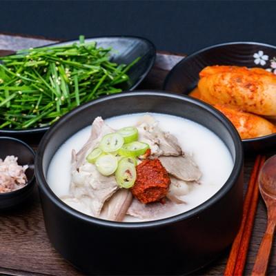 수제 돼지국밥 600g x 3팩