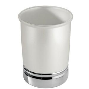 요크 메탈 양치컵/ Pearl white