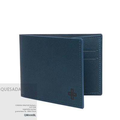 [QUESADA] 케사다 슬림 머니클립 지갑 QM008BL