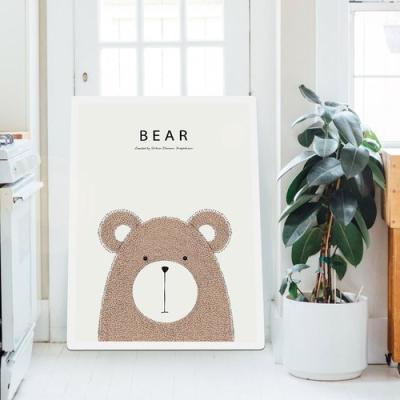 무드 접이식 액자테이블 800x600 곰