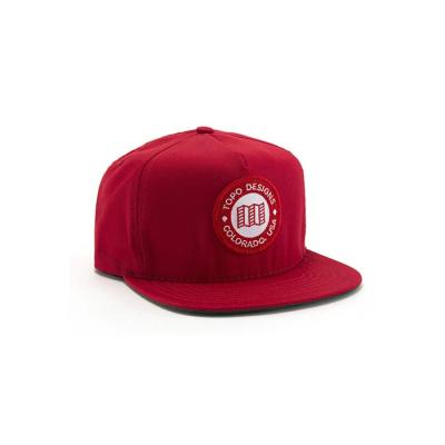 토포디자인 RANGER HAT RED TDRH013
