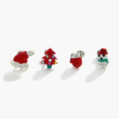 제이로렌 8M02289 크리스마스 피어싱 모음 (4종 택1)