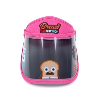 브레드이발소 봉봉 각도캡 핑크