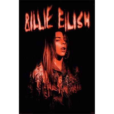 PP34643 Billie Eilish(빌리 아일리시) Sparks 포스터