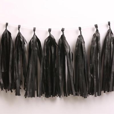 셀프 파티 태슬가랜드-블랙