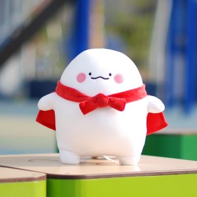 한국 정품 캐릭터 익명이 망토 모찌 인형 중형