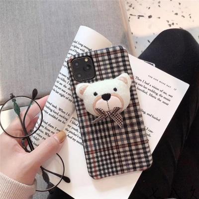아이폰11 pro max xr xs 7 8+ 곰돌이 인형 젤리케이스