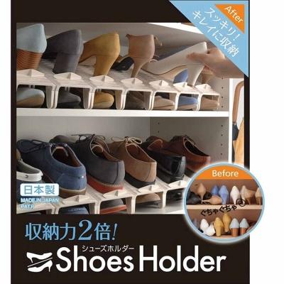 일본 이노마타 신발장 구두 정리 홀더 랙 (2P세트)