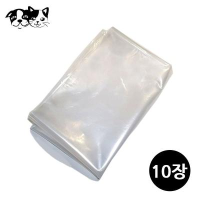 토리 강아지 방석 비닐 (10장) (60cm x 90cm)