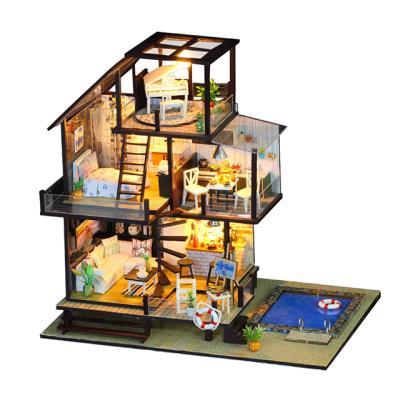 DIY 미니어처하우스 프라이빗 하우스
