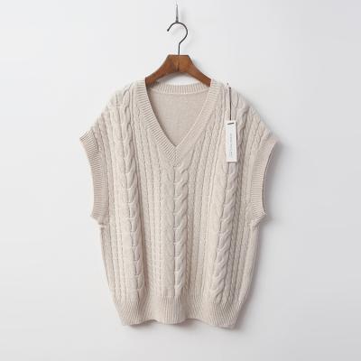 Merino Wool Twist Vest