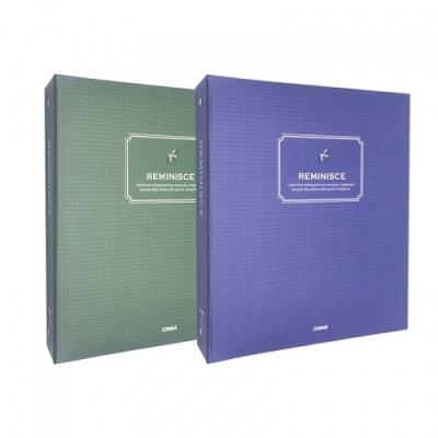 코니아40매포켓앨범 CA400 블루 [권1] 398556