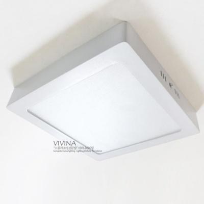 GALH LED 시스템 사각 직부등 20W _화이트(주광색)