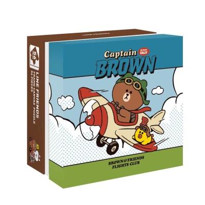 캡틴브라운 캔퍼스 박스형 직소퍼즐 TG-PL56-2105