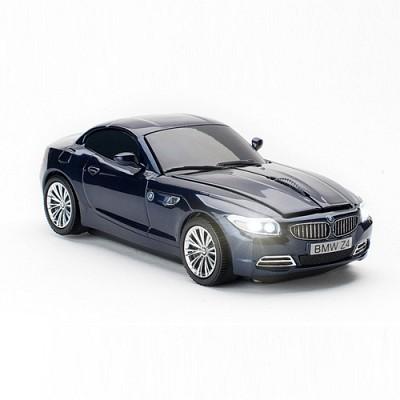 클릭카마우스 BMW Z4 딥씨블루 무선마우스