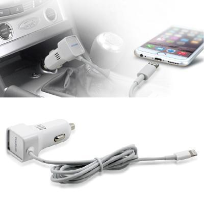 [트래블이지]스마트 아이폰 충전기(8핀)-2.4A