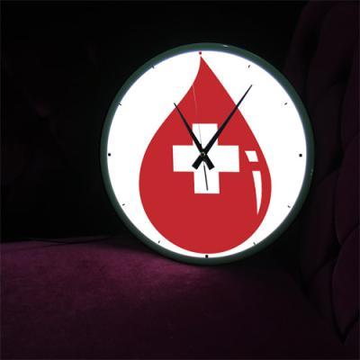 ng330-LED시계액자35R_당신의용기가사랑입니다헌혈