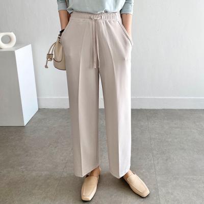 Formal Easy Wide Pants