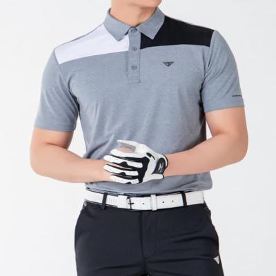 골프웨어 골프복 반팔 티셔츠 남성 기능성 라운딩 D21