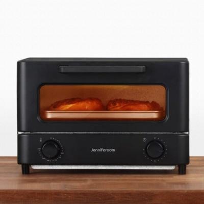 [제니퍼룸] 컴팩트 오븐 토스터 JR-OT12BB 블랙