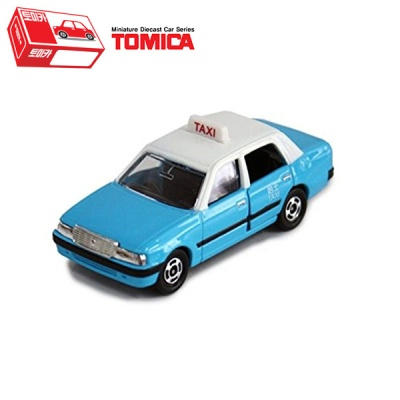 토미카 홍콩택시(란타우) 블루