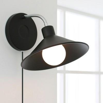 [바이빔] [LED] 플루토 벽걸이 [블랙&화이트]