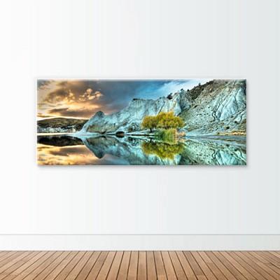 1000조각 와이드퍼즐▶ 푸른 호숫가 (HE29715)