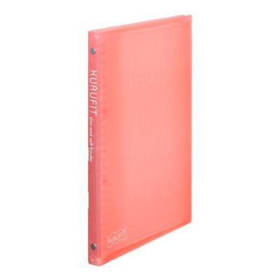 KURUFIT바인다노트B-5 분홍 (권) 329510