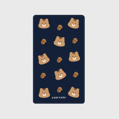 Squirrel Acorns-navy(보조배터리)