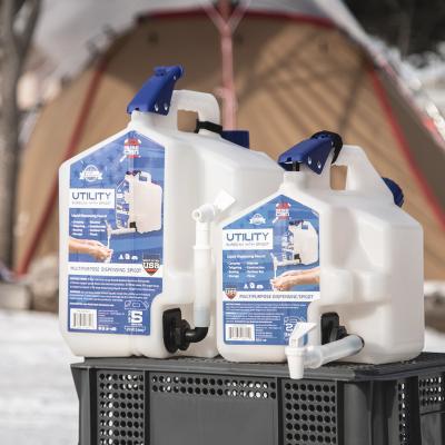 슈어캔 캠핑용품 유틸리티 물통 워터저그 5갤런