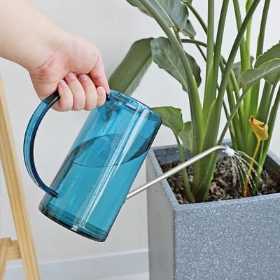 홈가드닝 정원 원예용 스포이드포함 엔틱 물뿌리개 1L